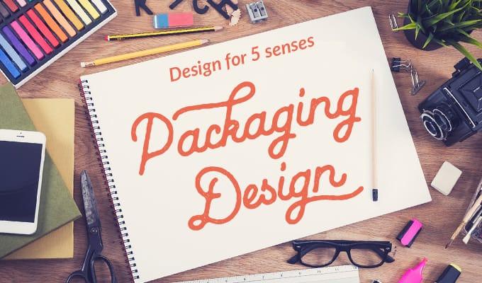5 tips for packaging design
